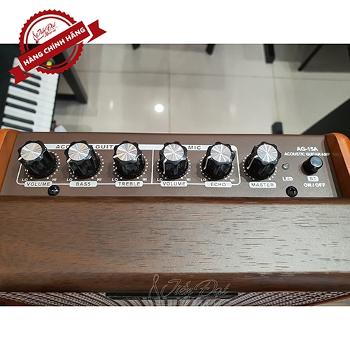 Amply Guitar AROMA AG-15A 2