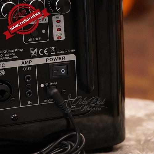 Amply Guitar AROMA AG-40A 16