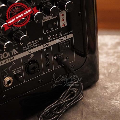 Amply Guitar AROMA AG-40A 14