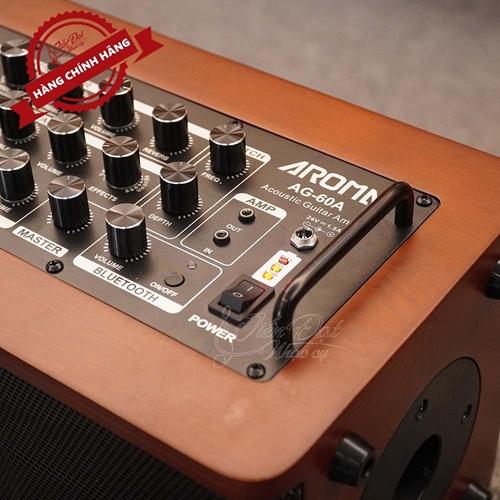 Ampli Guitar AROMA AG-60A 10