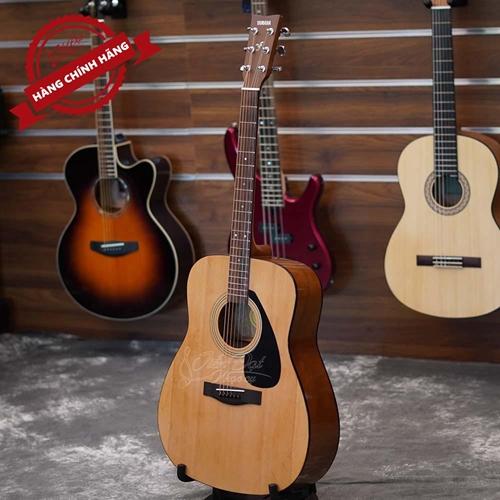 Đàn Acoustic guitar Yamaha F310-Màu gỗ tự nhiên 8