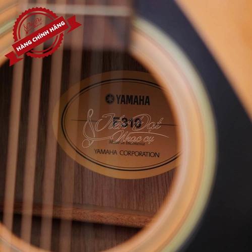 Đàn Acoustic guitar Yamaha F310-Màu gỗ tự nhiên 11