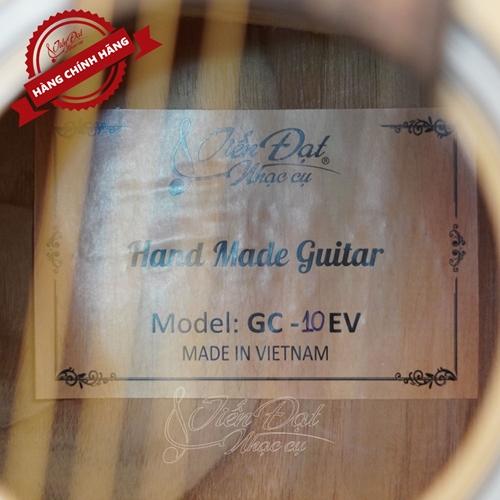 Đàn Classic Guitar GC- 10EV 5