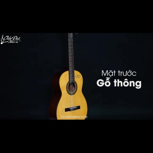 Đàn Classic Guitar GC 18HV 12