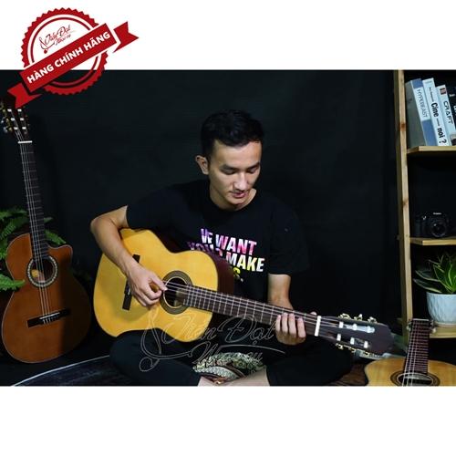 Đàn Classic Guitar GC 18HV 15