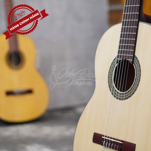 Đàn Classic Guitar GC 18HV 4