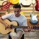 Đàn Guitar Acoustic GA-14HL 16