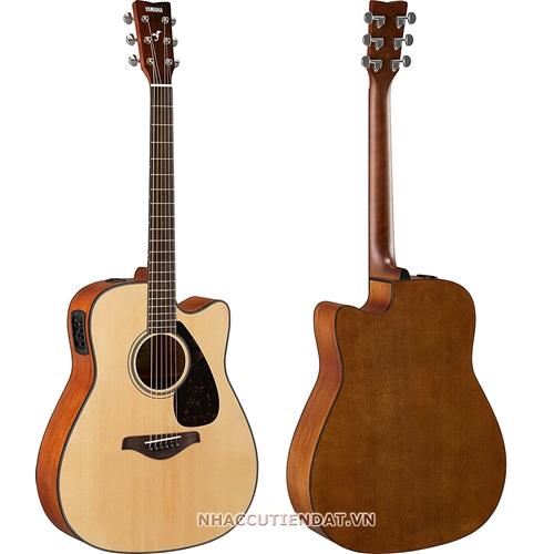 Đàn Guitar Acoustic Yamaha FGX800C 21