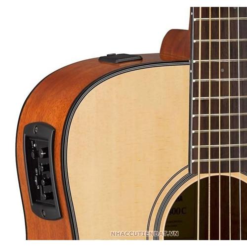 Đàn Guitar Acoustic Yamaha FGX800C 19