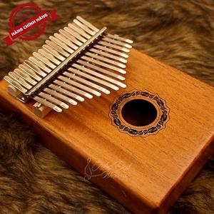 Đàn Kalimba W-17K gỗ KOA