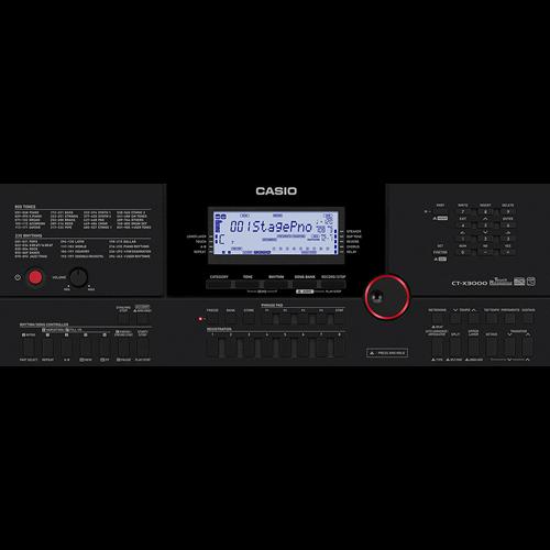 Đàn Organ Casio CT-X3000 1