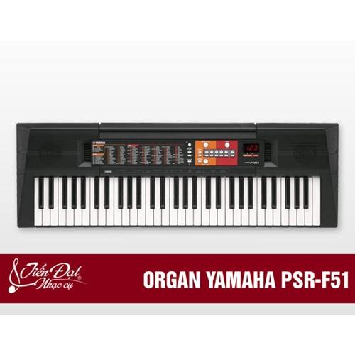Đàn Organ Yamaha Psr F51 4