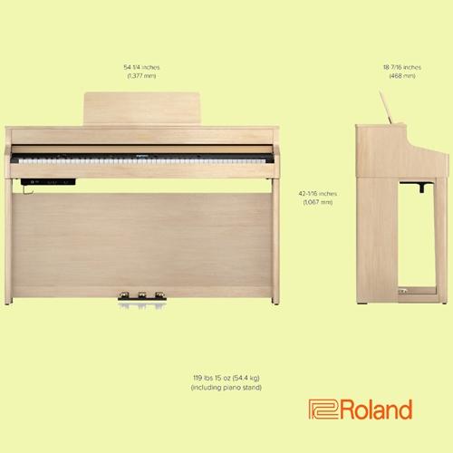 Đàn Piano điện Roland HP-702 4