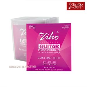 Dây đàn Guitar Ziko DP-011