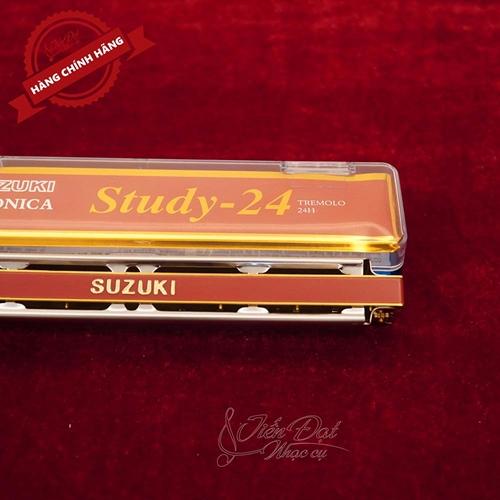 Kèn Harmonica Suzuki Study 24 10