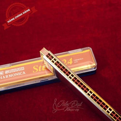Kèn Harmonica Suzuki Study 24 4