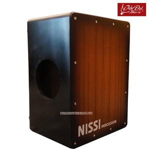 Trống Cajon NISSI Travel Box