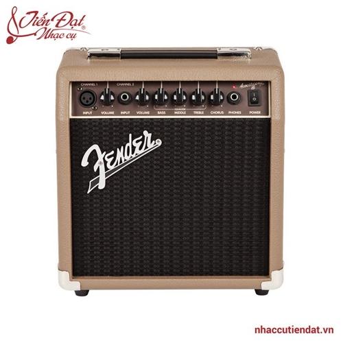 Amplifier Fender Acoustasonic™ 15