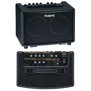Amplifier Gutiar Roland AC33