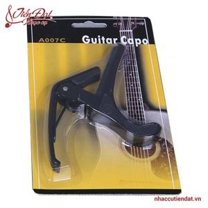 Capo Guitar A007C/BK