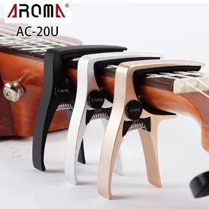 Capo đàn Ukulele AROMA AC-20U