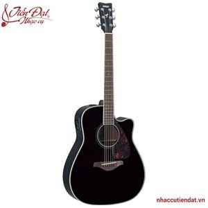 Đàn Acoustic guitar FGX720SCA-Màu đen