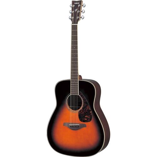 Đàn Acoustic guitar Yamaha FG730S-Ánh mặt trời đỏ tối