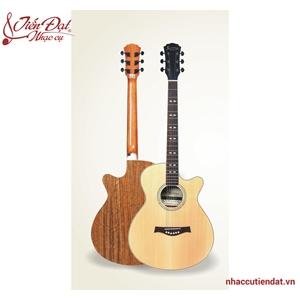 Đàn Guitar Acousitc Kriens KD-320C NA