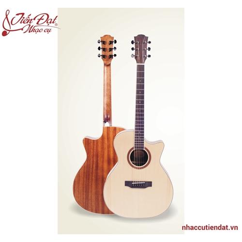 Đàn Guitar Acousitc Kriens KOM860