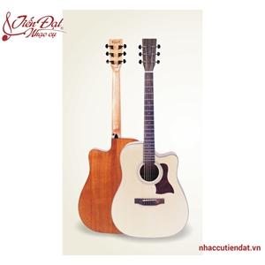 Đàn Guitar Acousitc Takavood TD-420C NS