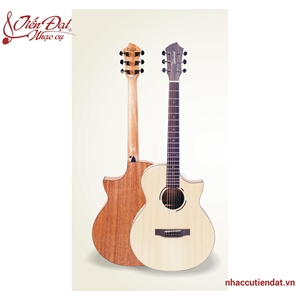 Đàn Guitar Acousitc Takavood TD-421C NS