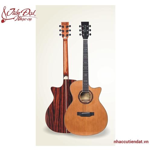 Đàn Guitar Acousitc Takavood TOM 780NCA
