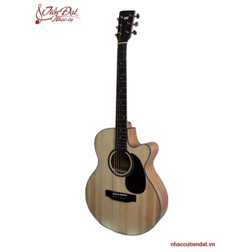 Đàn Guitar Acoustic Mantic Et.cetera ET-04C