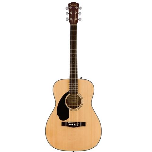 Đàn Guitar Acoustic Fender CC-60S LH