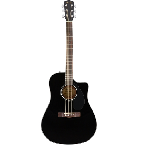 Đàn Guitar Acoustic Fender CD-60SCE