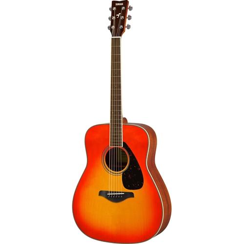 Đàn Guitar Acoustic Yamaha FG820 Autumn Sunburst