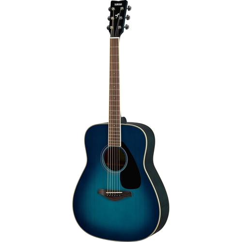 Đàn Guitar Acoustic Yamaha FG820 Sunset Blue