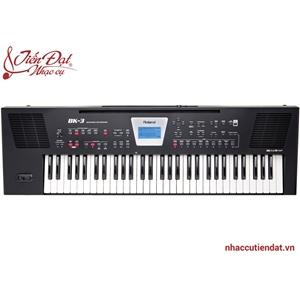 Đàn Organ Roland BK3-WH