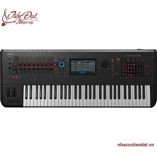 Đàn Organ Yamaha Montage 6
