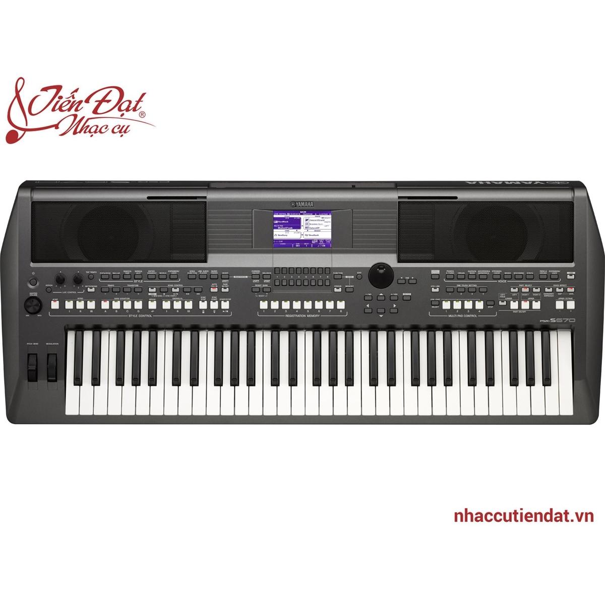 organ psr s670