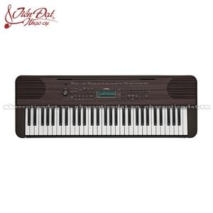 Đàn Organ điện tử Yamaha PSR-E360 Dark Walnut