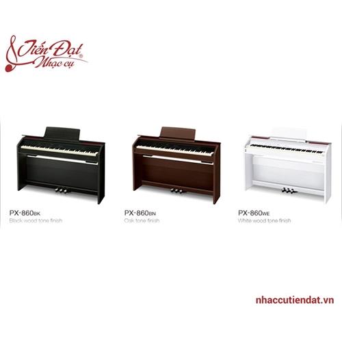 Đàn Piano Casio PX 860BK