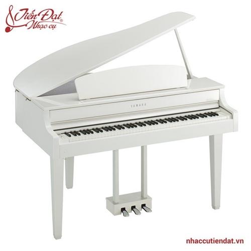 Đàn Piano Yamaha CLP 665GPWH