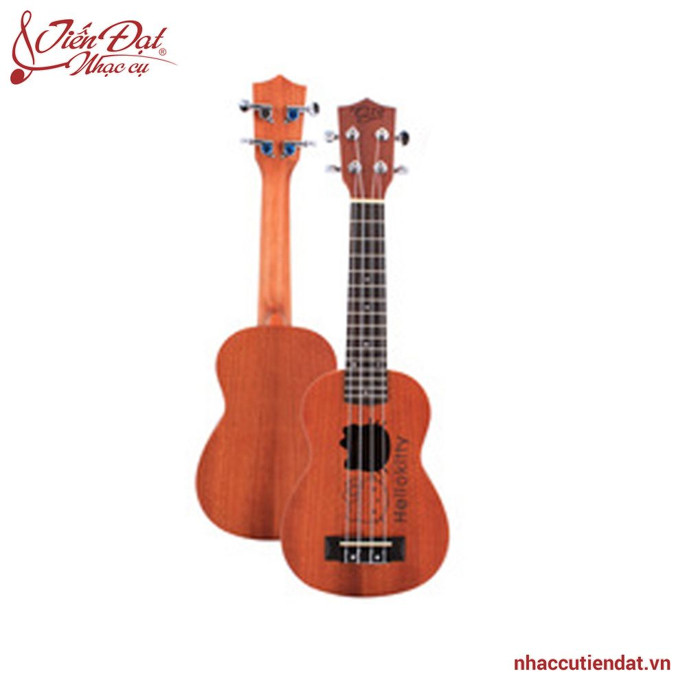 UKULELE CHARD U-21 HELLO KITTY