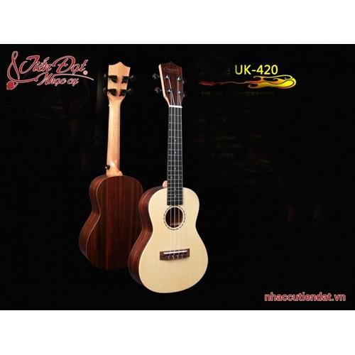Đàn Ukulele Sqoe UK-420