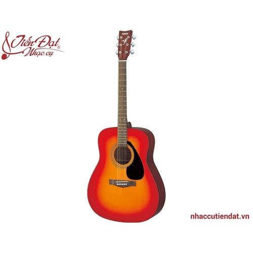 Đàn acoustic guitar Yamaha F310-Đỏ anh đào
