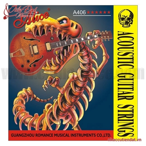 Dây đàn Guitar Alice A406