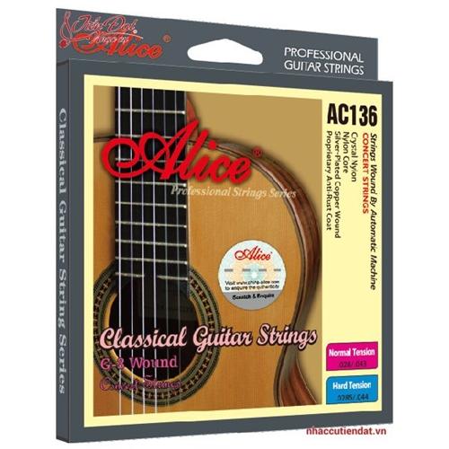 Dây đàn Guitar Classic Alice AC136