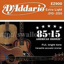 Dây đàn Guitar D'Addario EZ900