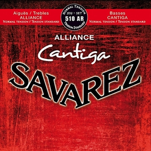 Dây đàn Guitar classic SAVAREZ 510AR